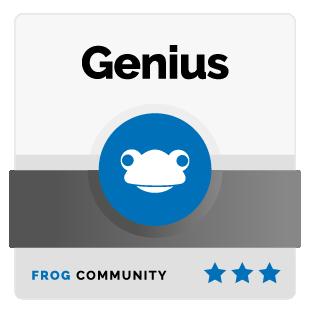 Frog Community Genius