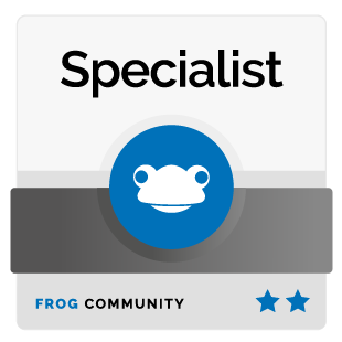 Frog Community Specialist
